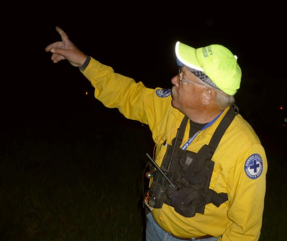 Gary Stamm Saturday night operations