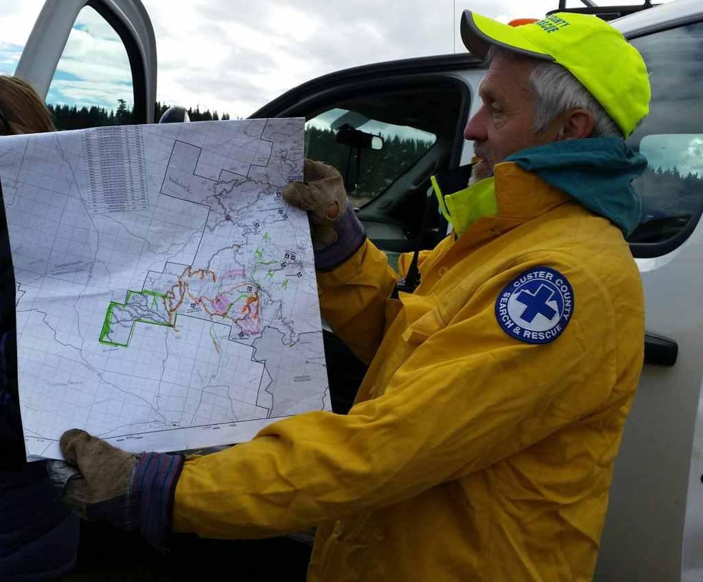 Bob and Map